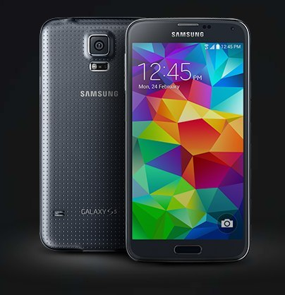 Galaxy S5 черный
