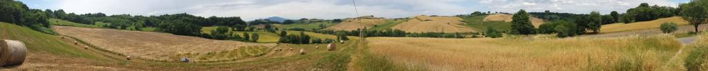 Proceno Panorama
