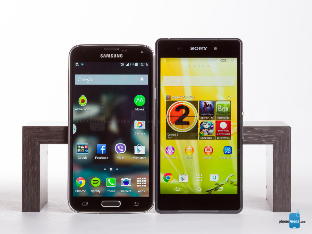 Sony-Xperia-Z2-vs-Samsung-Galaxy-S5-001