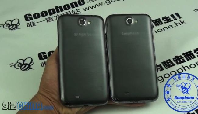 Китайская подделка Samsung Galaxy S5 и оригинал
