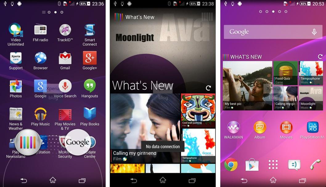 Samsung Galaxy S5 против Sony Xperia™ Z2